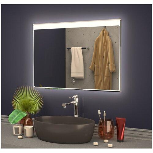 Фото - Зеркало MIXLINE Романо 1000*800 (ШВ) сенсорный выключатель, светодиодная подсветка татьяна романо лето навсегда
