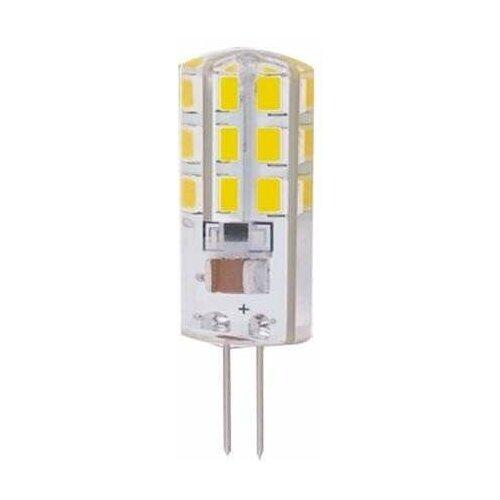 Фото - Лампа светодиодная PLED-G4 3Вт капсульная 4000К бел. G4 200лм 220-230В JazzWay 1032072 (упаковка 10 шт) лампа светодиодная jazzway pled g4