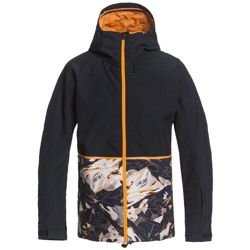 Куртка Quiksilver Side Hit размер XS, flame nature abstrakt