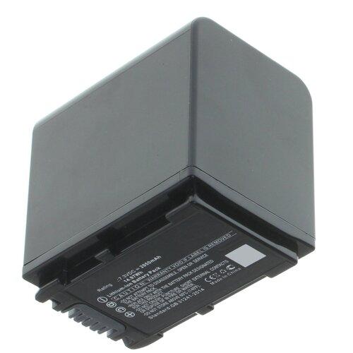 Аккумуляторная батарея iBatt 2050mAh для Sony FDR-AX700, FDR-AX53, HDR-CX625, FDR-AX33, HDR-CX450, HDR-PJ620, FDR-AX60, FDR-AXP33, FDR-AX45, HDR-CX680