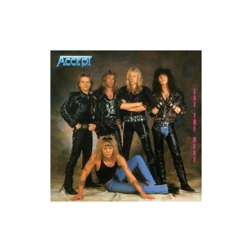 accept accept blood of the nations 2 lp Виниловые пластинки, MUSIC ON VINYL, ACCEPT - Eat The Heat (LP)