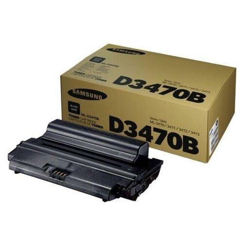 Samsung ML-D3470B (SU672A) Картридж оригинальный черный повышенной емкости Black 10К для ML-3470D ML-3470, ML-3470ND, ML-3471, ML-3471ND