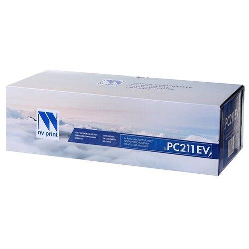 Фото - Картридж NV Print NV-PC211EV Black для Pantum M6500W/P2200/P2207/P2507/P2500W/M6500/M6550/M6607 1600k тонер nv print pc 211rb для pantum p2200 p2207 p2507 p2500w