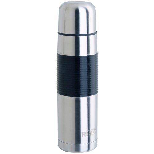 Классический термос REGENT inox Bullet 93-TE-B-2-1000, 1 л серебристый