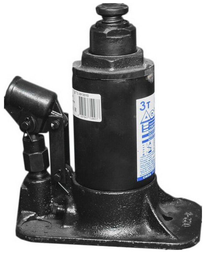 Домкрат бутылочный гидравлический ШААЗ ДГТ3-3913010 (3 т) — купить по выгодной цене на Яндекс.Маркете