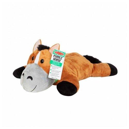 Мягкая игрушка Melissa & Doug Лошадь 70 см