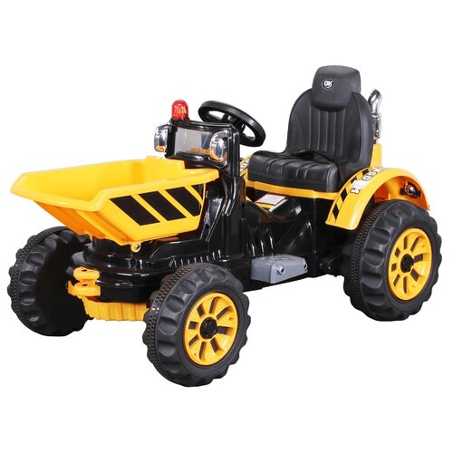 Купить JIAJIA Трактор JS328C, желтый, Электромобили