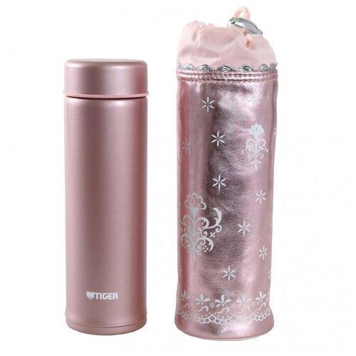 Классический термос TIGER MMP-H030, 0.3 л розовый