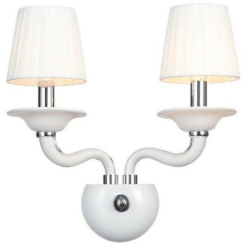 Настенный светильник ST Luce Ferrito SL1112.501.02, E14, 80 Вт настенный светильник st luce ninfa sl757 101 02 80 вт