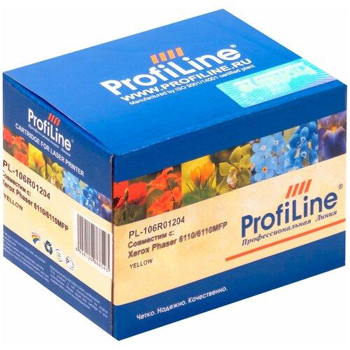 Фото - Картридж ProfiLine PL-106R01204-Y, совместимый картридж profiline pl q7562a y совместимый