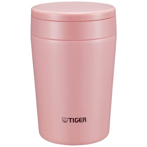 Термос для еды TIGER MCL-A038, 0.38 л cream pink