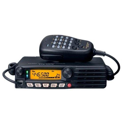 Автомобильная радиостанция Yaesu FTM-3207 DR