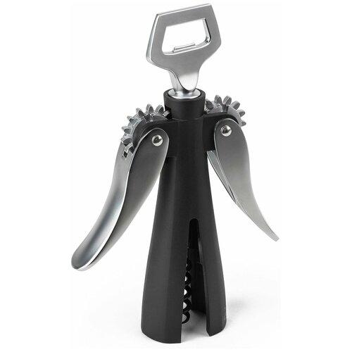 Фото - Штопор Peugeot Souverain двухрычажный, черный штопор peugeot altar винтовой черный