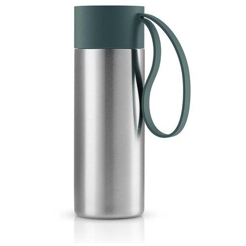 Термокружка Eva Solo To Go Cup, 0.35 л бирюзово-синий
