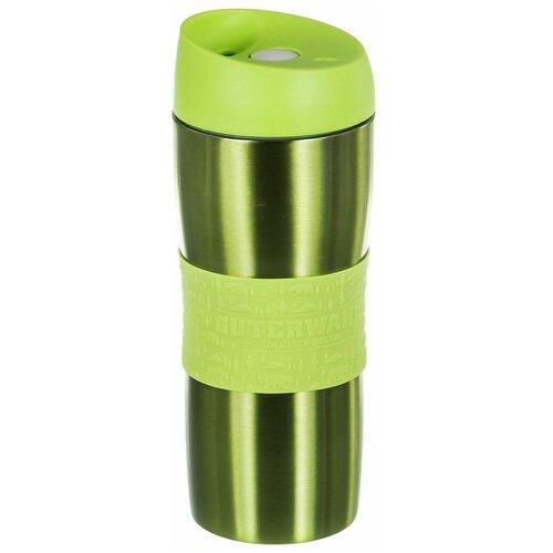 Термокружка Guterwahl Keep Warm, 0.45 л зеленый