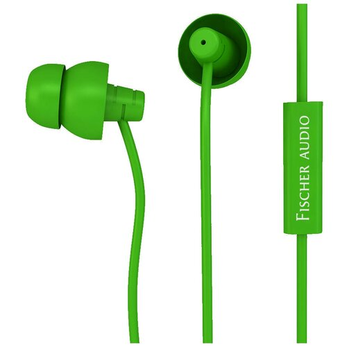 Наушники Fischer Audio Dream Catcher, green