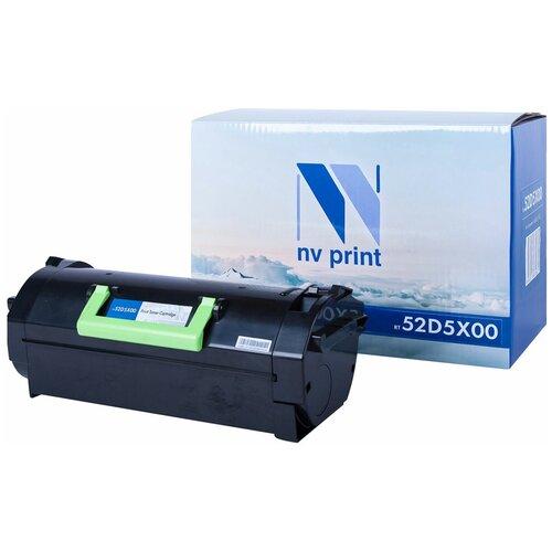 Фото - Картридж NV Print 52D5X00 для Lexmark, совместимый картридж nv print c950x2kg для lexmark совместимый