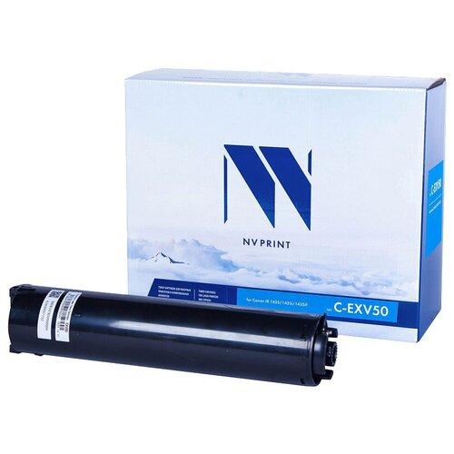 Фото - Картридж NV Print C-EXV50 для Canon, совместимый картридж nv print c exv14 для сanon совместимый
