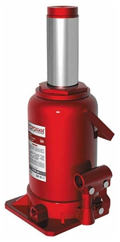 Стоит ли покупать Домкрат бутылочный гидравлический СОРОКИН 3.30 (30 т)? Отзывы на Яндекс.Маркете