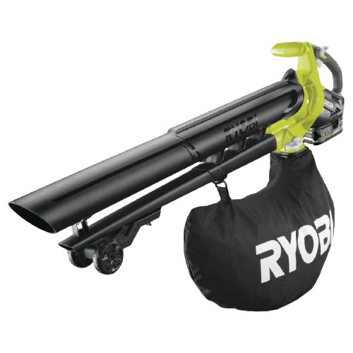 Аккумуляторный садовый пылесос RYOBI RBV1850