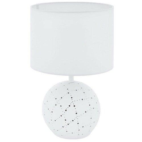 Фото - Настольная лампа Eglo Montalbano 98381, 60 Вт настольная лампа eglo montalbano 98381 60 вт