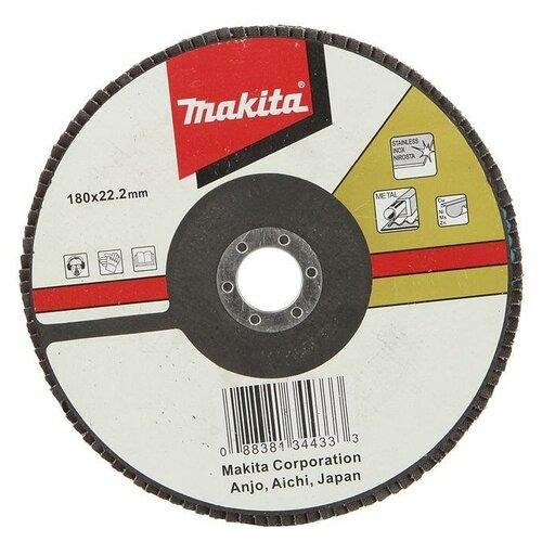 Лепестковый диск Makita D-27741