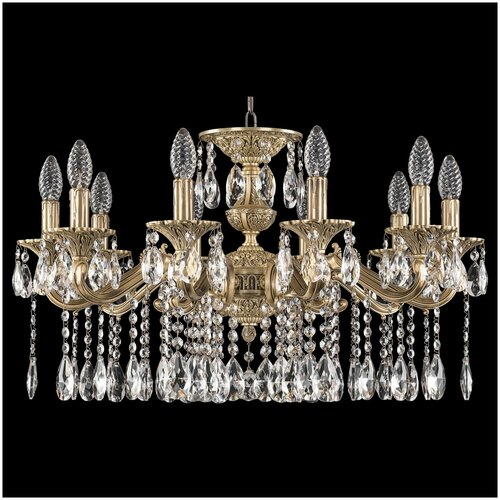 Фото - Люстра Bohemia Ivele Crystal 72202/10/210 A FP, E14, 400 Вт люстра bohemia ivele crystal 72402 10 250 a fp fh1m e14 400 вт
