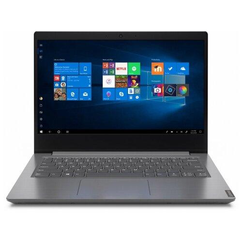 Фото - Ноутбук Lenovo V14 (/14/1920x1080) (Intel Core i3 1005G1 1200MHz/14/1920x1080/4GB/128GB SSD/Intel UHD Graphics/Windows 10 Pro) 82C4013ERU, Iron Grey ультрабук lenovo v14 iil 14 1920x1080 intel core i3 1005g1 256 gb 4gb intel uhd graphics серый windows 10 professional 82c400sfru