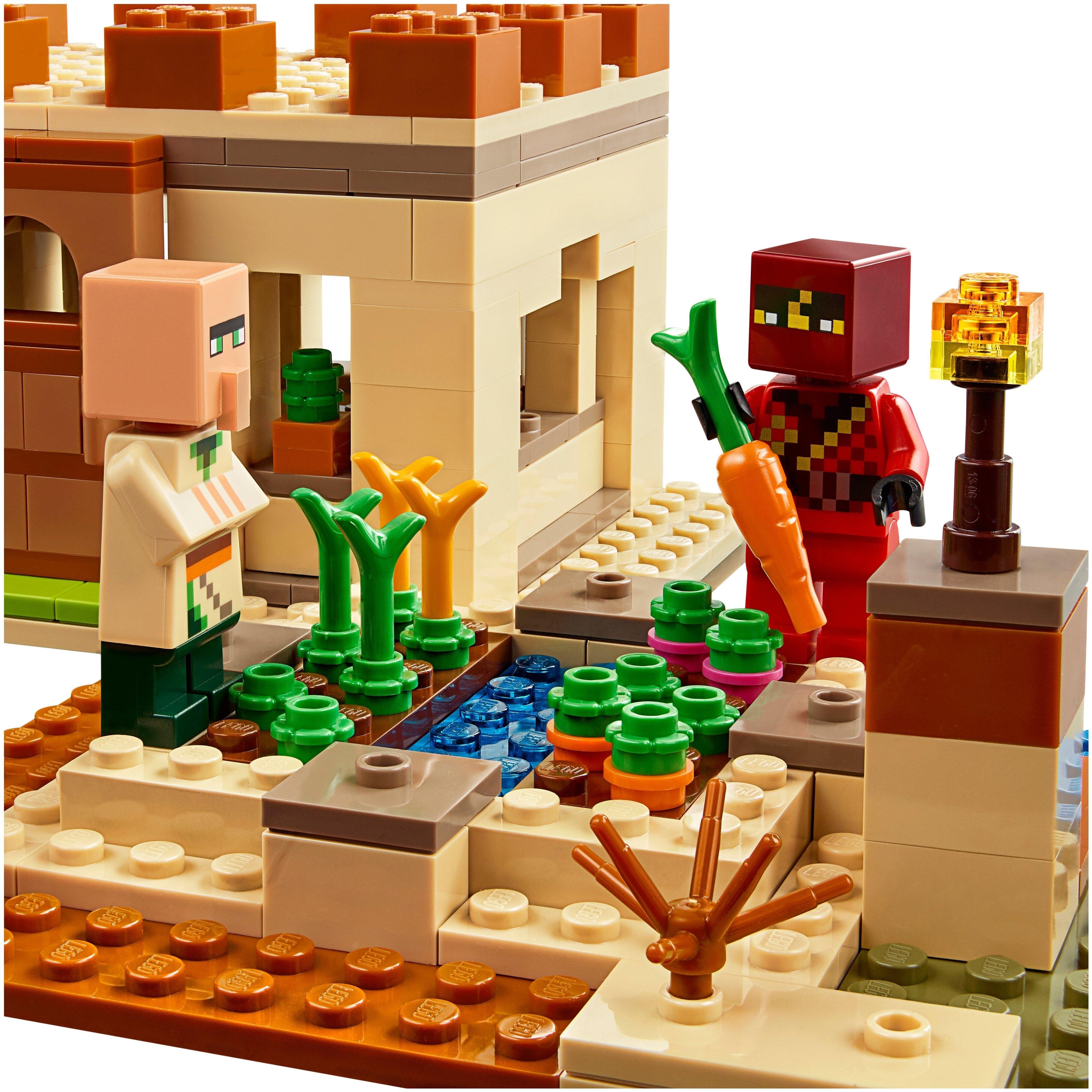 Майнкрафт аналог лего купить игрушки в москве
