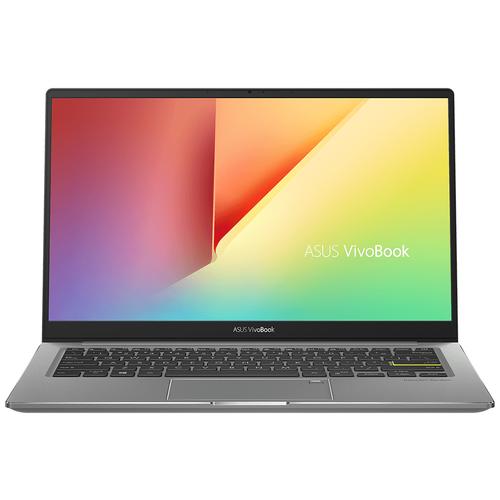 "Ноутбук ASUS VivoBook S13 S333JQ-EG008T (Intel Core i5-1035G1 1000MHz/13.3""/1920x1080/8GB/512GB SSD/NVIDIA GeForce MX350 2GB/Windows 10 Home) 90NB0QS4-M00240 черный/серый"