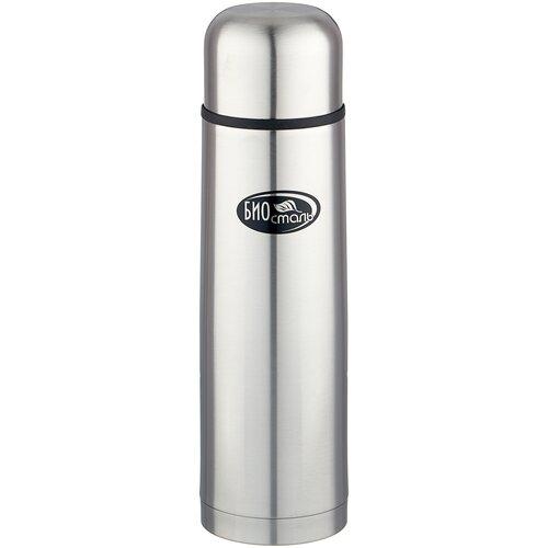 Классический термос Biostal NB-1000, 1 л серебристый
