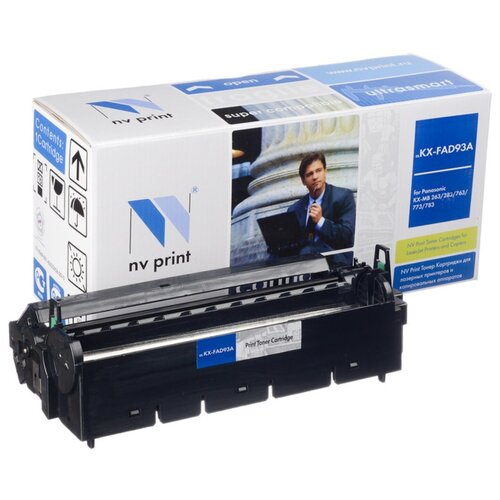 Фото - Картридж NV Print KX-FAD93A для Panasonic, совместимый картридж panasonic kx fat410a7
