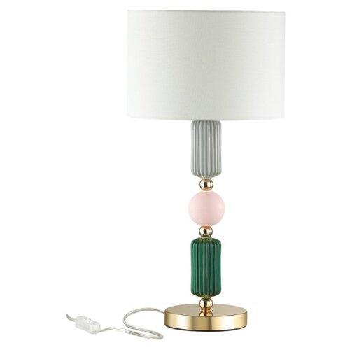 Настольная лампа Odeon Light Classic Candy 4861/1T, 60 Вт