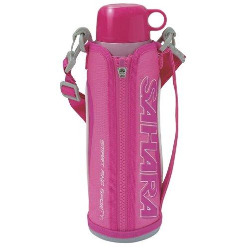 Классический термос TIGER MMN-W100, 1 л розовый