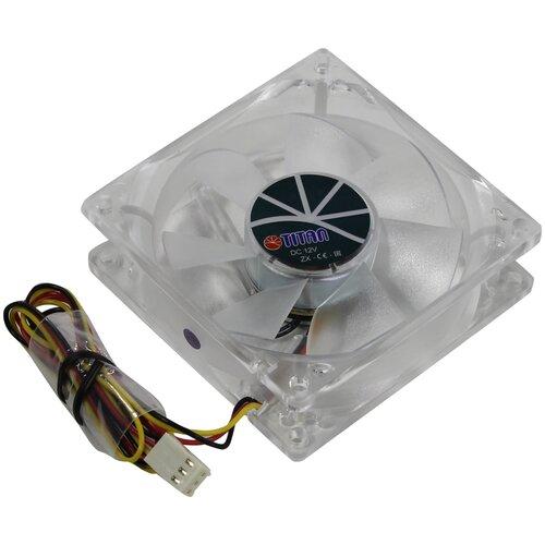 Вентилятор для корпуса Titan TFD-С802512Z/TC/RB