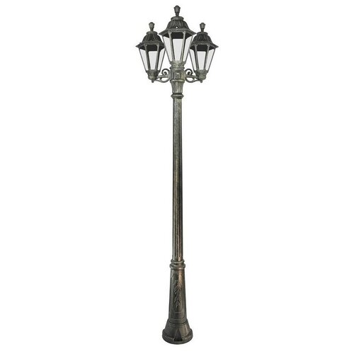 Fumagalli Уличный светильник Rut E26.157.S30.BXF1R, E27, 18 Вт, цвет арматуры: бронзовый fumagalli уличный светильник rut e26 156 s30 wxf1rdn