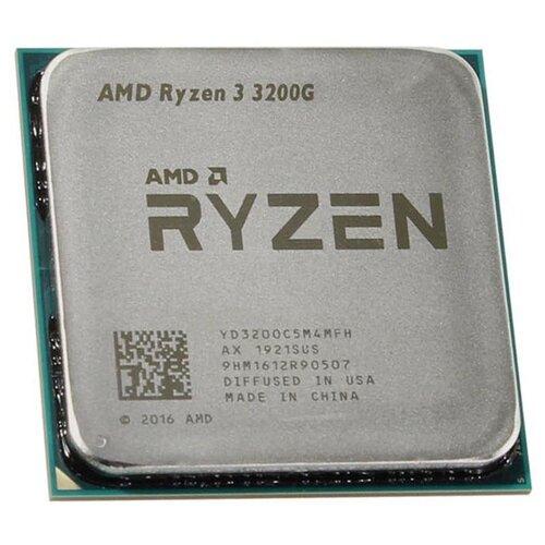 Процессор AMD Ryzen 3 3200G, OEM процессор amd ryzen 3 3200g yd3200c5m4mfh oem