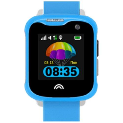 Детские умные часы WOCHI STARKS, синий по цене 3 470