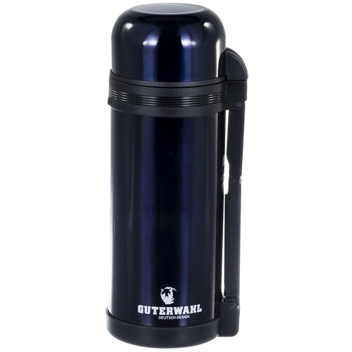 Классический термос Guterwahl Keep warm, 1.5 л синий