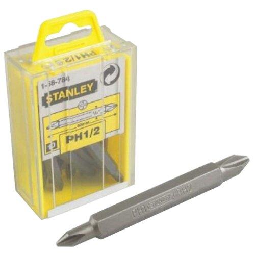 Набор бит STANLEY 1-68-784, 10 предм. набор бит stanley 10шт 1 68 724