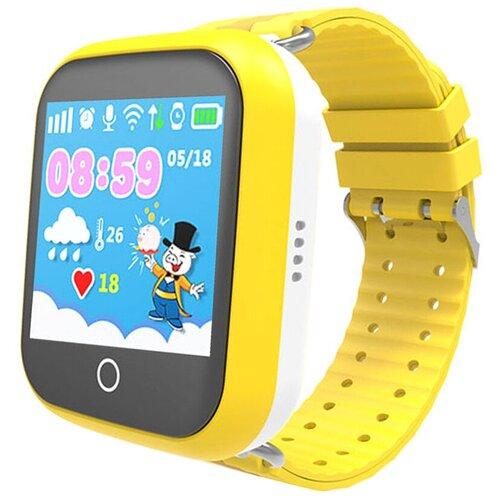 Детские умные часы Ginzzu GZ-503, желтый