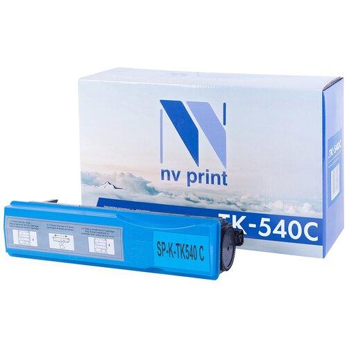Фото - Картридж NV Print TK-540C для Kyocera, совместимый картридж nv print nv tk 5280m совместимый