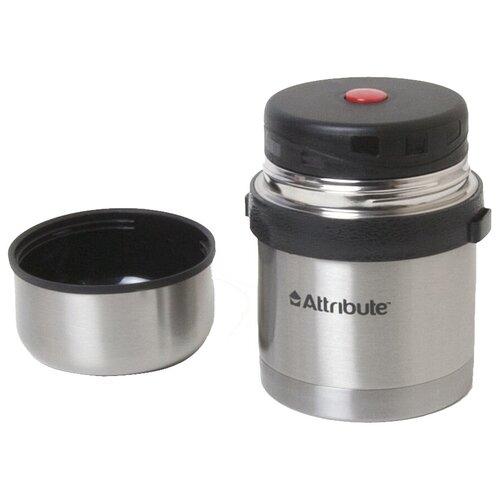 Термос для еды Attribute Baltica, 0.5 л серебристый