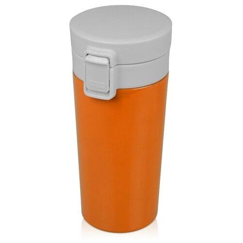 Термокружка Oasis Trigger, 0.38 л оранжевый