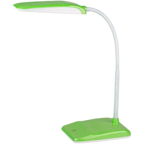 Настольная лампа светодиодная ЭРА NLED-447-9W-GR, 9 Вт настольная лампа эра nled 447 9w gr