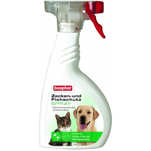 Beaphar спрей от блох и клещей Spot On Spray для кошек и собак