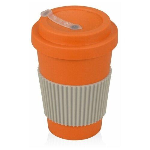 Термокружка Oasis Muffin, 0.45 л оранжевый