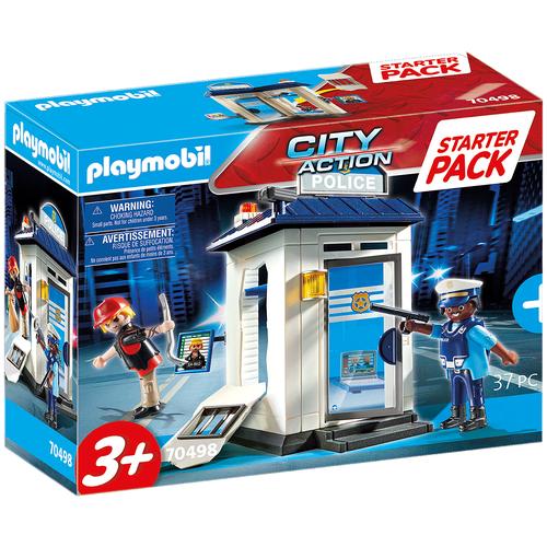 Конструктор Playmobil City Action 70498 Стартовый набор Полиция недорого