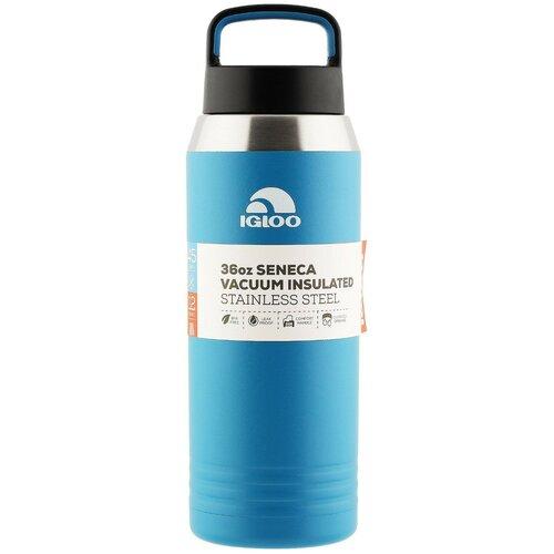 Классический термос Igloo Seneca 36, 1 л deep sea