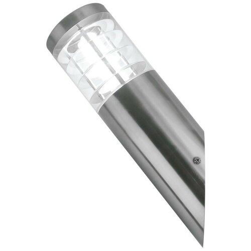Фото - Arte Lamp Уличный настенный светильник Paletto A8363AL-1SS arte lamp уличный настенный светильник intrigo a8161al 1ss